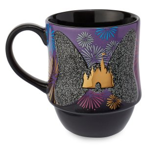 Minnie Mouse The Main Attraction Nighttime Fireworks Castle Finale Mug 2