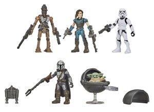 Mission Fleet from Hasbro 1