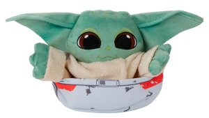 The Child Hideaway Hover-Pram Plush from Hasbro