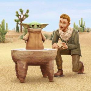 The Sims Freeplay Mando Event