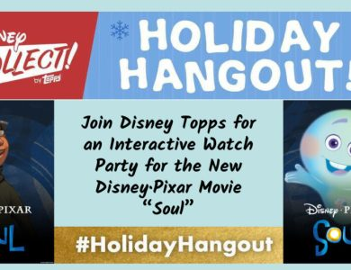 disney collect soul holiday hangout