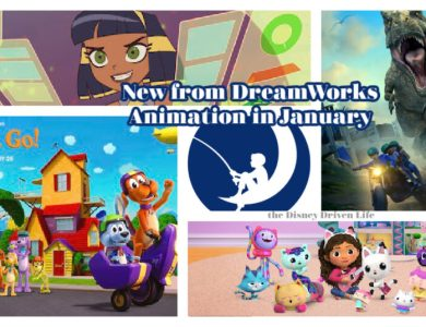 New from DreamWorks Animation in January