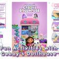 Gabby Dollhouse activities