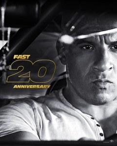 f9 20th Vin Diesel