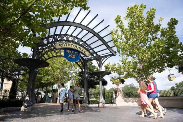 France Pavilion Expansion at EPCOT
