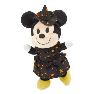 Disney nuiMOs Outfit – Black and Orange Dress with Witch Hat Headband