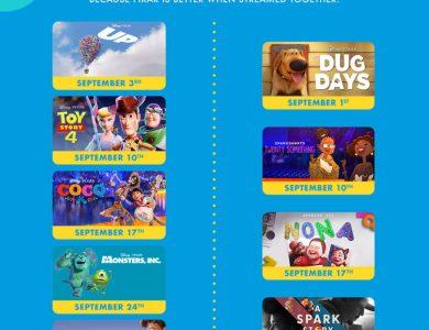 pixar fest 2021