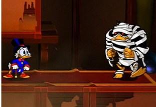 Scrooge in Ducktales Remastered (2013)