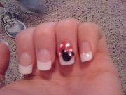 disney inspired nail art