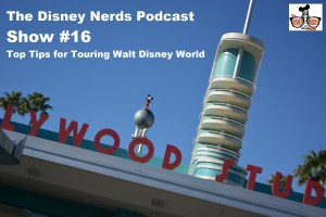 The Disney Nerds Podcast Show #16