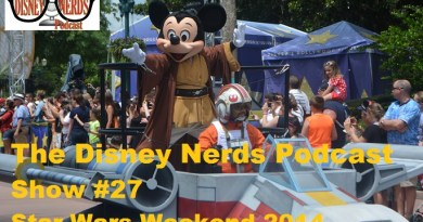 Star Wars Weekend 2014 & March Madness Sweet 16