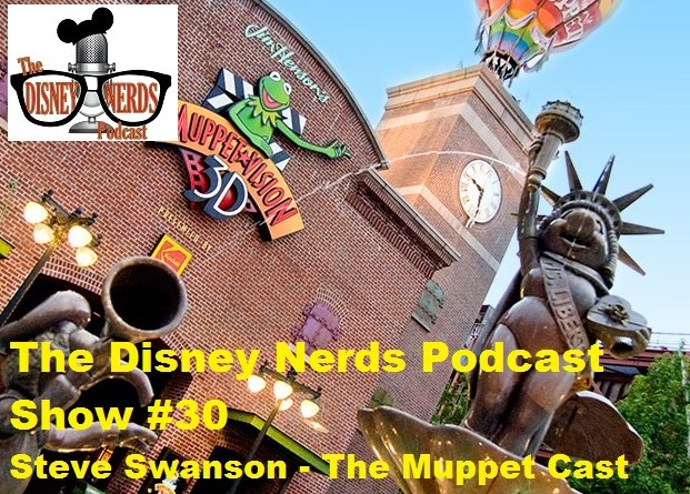 Special Guest: Steve Swanson (The Muppetcast)