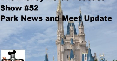 Park News and Meet Update