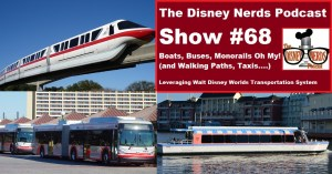 The Disney Nerds Podcast Show #68