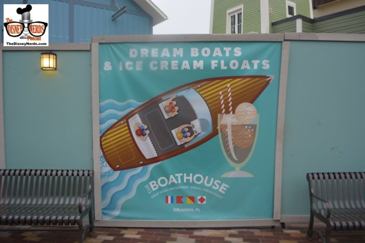 Dream Boats and Ice Cream Floats... Nice