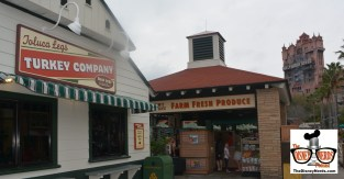 No more Turkey Legs at the Toluca Legs Turkey Company - Legs now available at Fairfax Fare