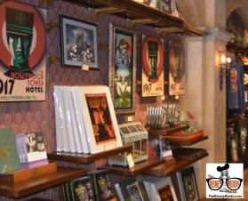 Tower Hotel Gifts, the gift shop at the Tower of Terror Exit has a new supply of Tower themed merchandise.. Very Interesting.