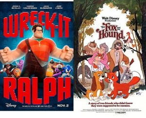 The Disney Nerds Podcast: March Madness 2015: Movie Madness: Round 1 Game 22