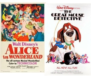 The Disney Nerds Podcast: March Madness 2015: Movie Madness: Round 1 Game 30