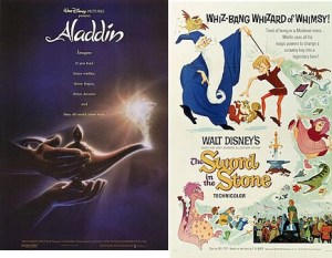 The Disney Nerds Podcast: March Madness 2015: Movie Madness: Round1 Game9