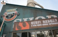 New for 2015 - The Rebel Hanger - Outstanding Theming