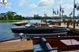 More classic on the dock at the boat house