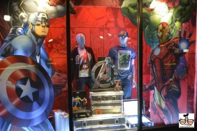 Super Hero Headquarters recently opened at Downtown Disney West Side (While Disney Can't use the name Marvel, or Avengers... That's exactly what this store is)