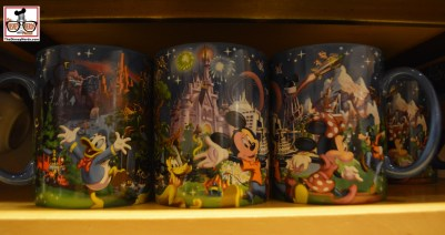 New Mugs in Mickey's of Hollywood