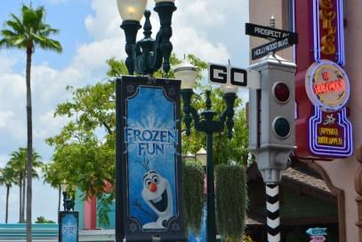 "Frozen Summer Fun ""Let it Go"" - that was too easy"