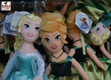 Frozen Merchandise is available - EVERYWHERE!