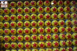 A Wall of Pixar Balls...