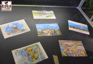 Early Disneyland Postcards from the Archives.