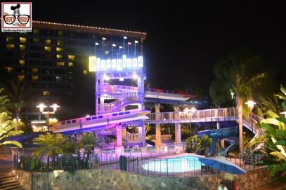 Disneyland Hotel Swimming Pool