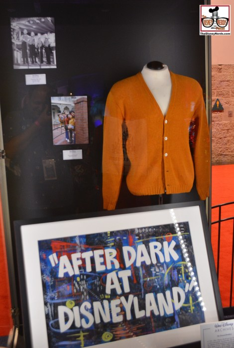 "More authentic props from the Disney Archive... Do you remember ""After Dark at Disneyland"""