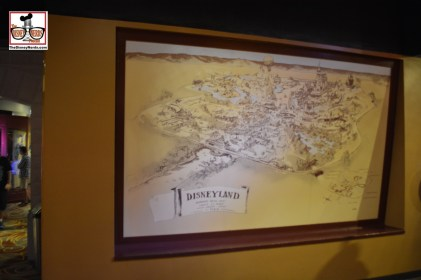 Walt's Office has been removed... love the map that replaced it - but the missing office is indeed a sign of the end to come...
