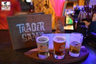 Let's head to Trader Sams for a Kona Beer flight... this will work until food and wine starts.