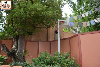 The Fast Pass Distribution location for Expedition Everest is being transformed, but into what?
