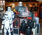 D-Street is the Star Wars Store, but it still says D-Street on the sign