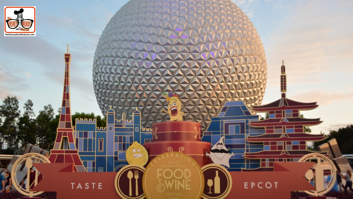 Epcot 2016 Food and Wine Dates Announced