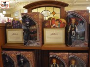 Attractionistas - new collectible line of fashion dolls, each celebrating a classic Disney attraction.