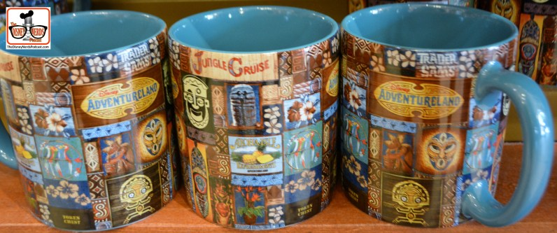 Adventureland themed coffee Mug