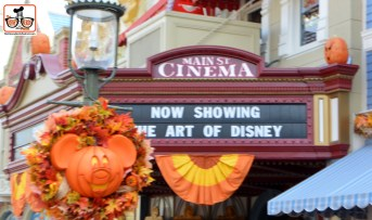 Fall is in the air at the Main Street Cinema