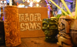 Trader Sams, Zombie Head and UhOha!
