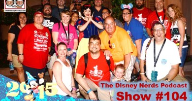 The Disney Nerds Podcast Show #104