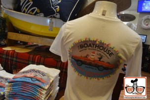 2015-12 - Disney Springs - The Boat House Holiday Merchandise