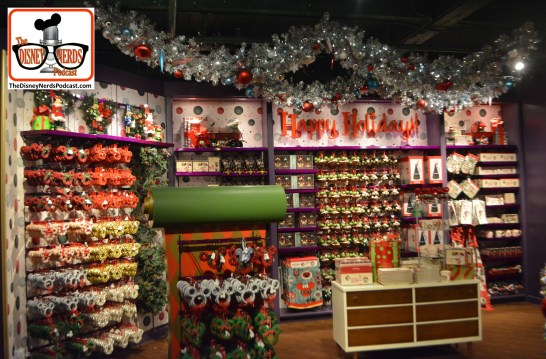 2015-12 - Disney Springs - Christmas Store