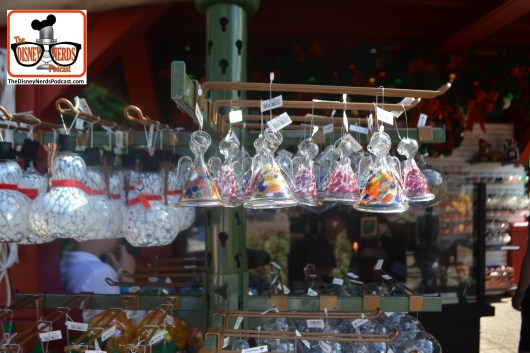 2015-12 - Epcot - Holidays Around the World Hand Blown Ornaments in the German Christmas Village