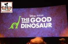 2015-12 - Hollywood Studios - The Good Dinosaur Preview in The One Mans Dream Theater.... no comment