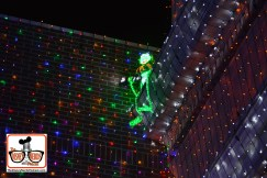 2015-12 - Hollywood Studios - The Muppet's are here!!!! and Kermit is hidden in the Osborne Lights...