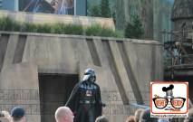2015-12 - Hollywood Studios - New Jedi Training Stage and Show